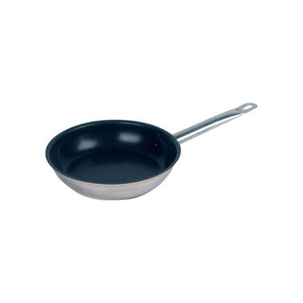 Chef Inox Frypan 18/10 Non Stick 'Professional' (240 X 50 mm) (1 Units)