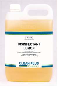 Disinfectant Lemon (5 L)