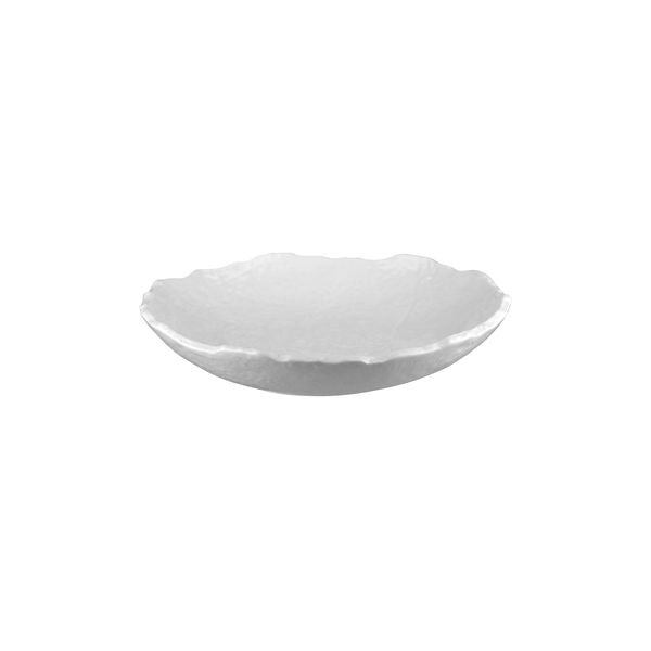 Round Plate 280 mm / 1500 mL Gloss White Prevail Cheforward