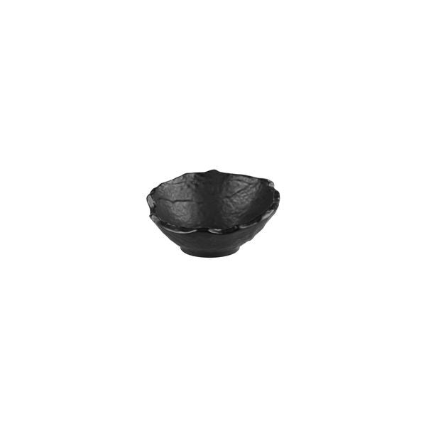 Slant Salad Bowl 155 mm / 260 mL Matt Black Prevail Cheforward