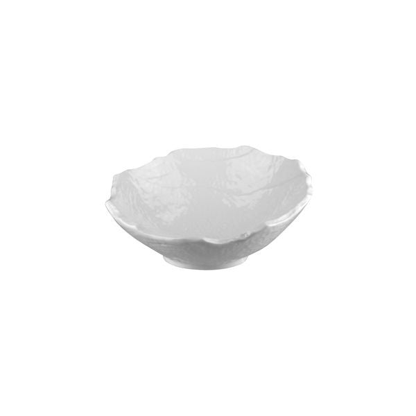 Slant Salad Bowl 250 mm / 770 mL Gloss White Prevail Cheforward
