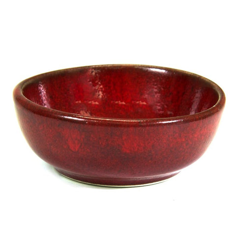 Artistica Round Sauce Dish 80 X 32mm Reactive Red