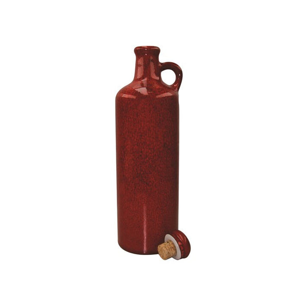 Artistica Bottle 0.75 L with Top Reactive Red