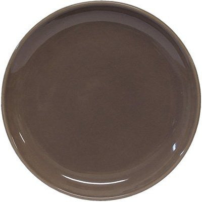 Artistica Round Plate 190mm Rolled Edge Mocha