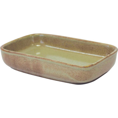Artistica Rectangular Dish 170 X 105 X 40mm Flame