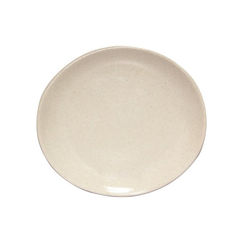 Artistica Oval Plate 250mm X 220mm Sand