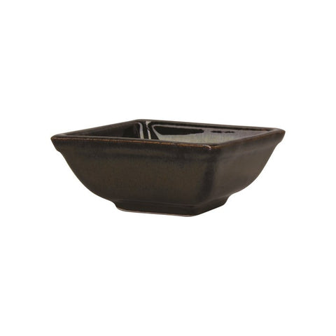 Artistica Square Sauce Dish 80 X 80 X 35mm Midnight Blue
