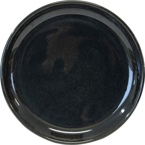 Artistica Round Plate 190mm Rolled Edge Midnight Blue