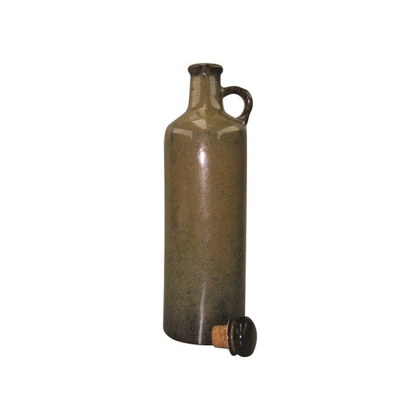 Artistica Bottle 0.75 L with Top Reactive Brown
