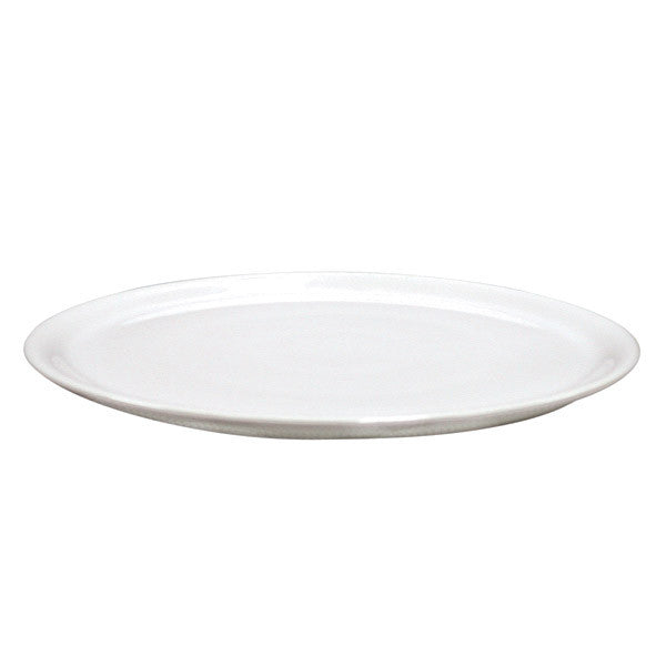Pizza/Cake Plate White