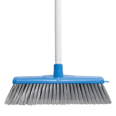Indoor Broom Blue