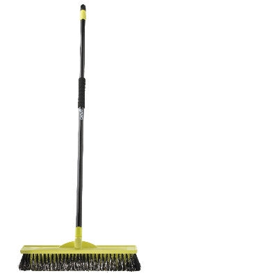 450mm Stiff Tradesman Broom