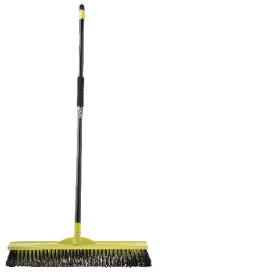 600mm Stiff Tradesman Broom