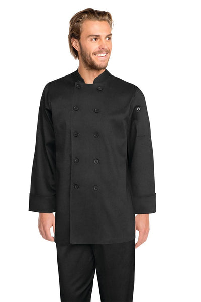 Bastille Black Basic Chef Jacket