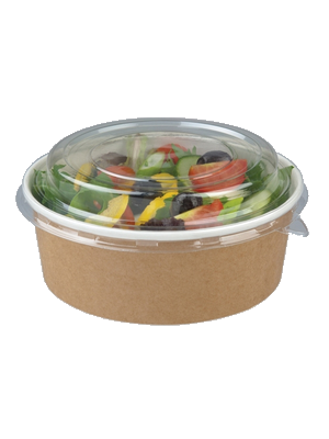 Super-bowl LID TO SUIT 500 / 750 / 1000ml Food Bowl
