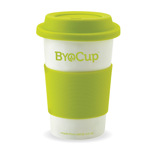 Reusable 16oz ByoCup White