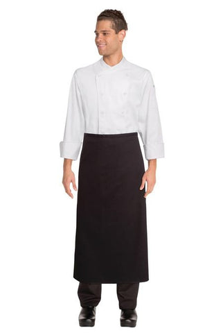 3/4 Bar Apron Black