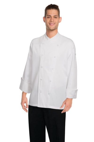 St. Maarten Chef Jacket White