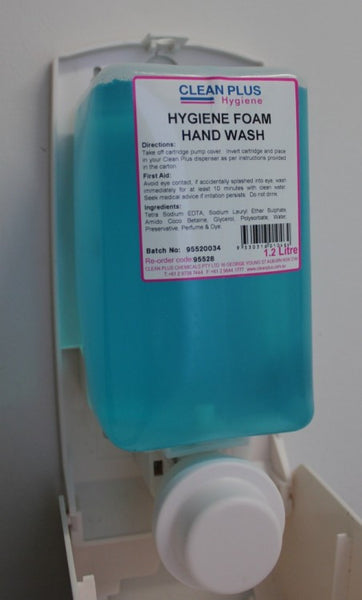 Hygiene Foam With Wash 1.2L