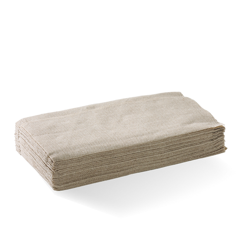 1 Ply Single Saver Biodispenser Napkin -Fscâ® Pulp (Natural)