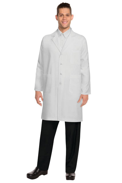 White Lab Jacket