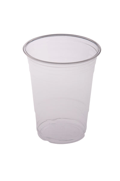 Beer PET Cup 425mL (15oz) Weights & Measured Cup