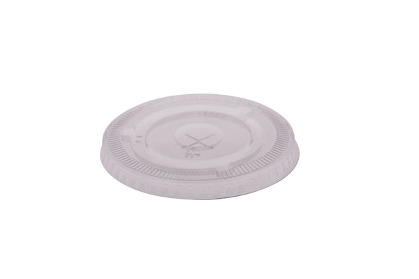 Small FLAT Lid to suit PP (225 mL, 285 mL and 350 mL) Cups