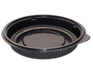 28oz Black PP Valu-Bowl