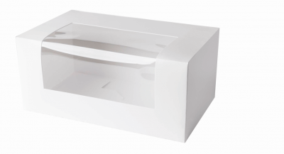 10 Inch Cake Box with Window (300/ctn)