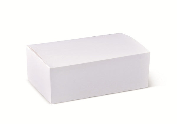 Large Snack Box White (200 X 115 X 70)