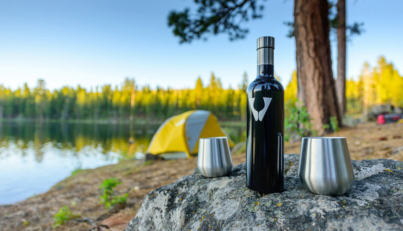 Camping's perfect pairing