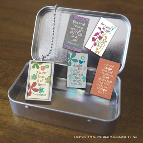 GIFT SET Favorite Scriptures by Courtney DeFeo