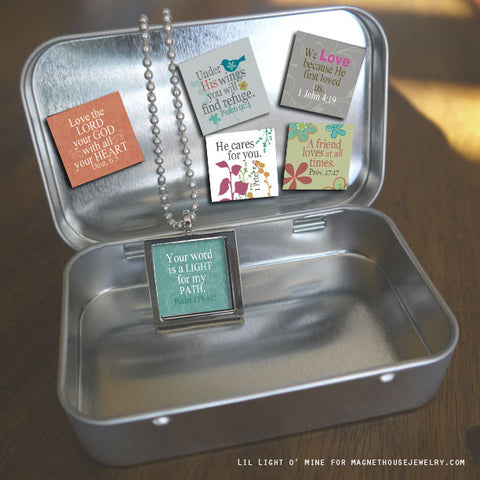 GIFT SET SQUARE Favorite Scriptures by Courtney DeFeo
