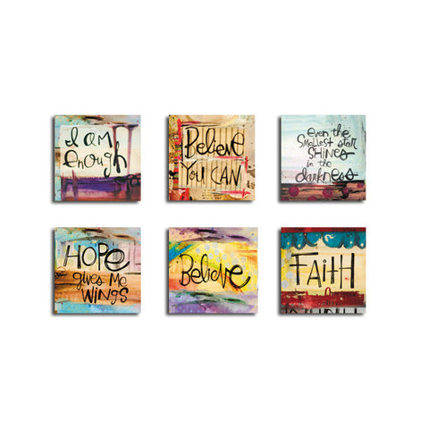 Words of Faith by Lynn Sanchelli-Price