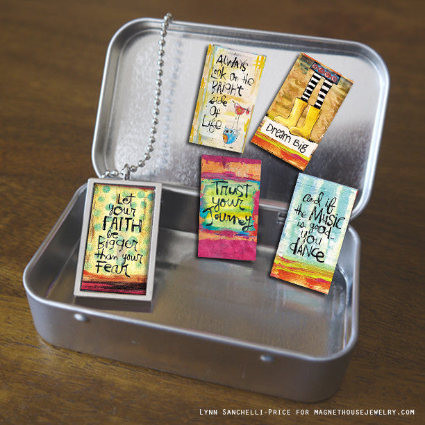 GIFT SET Trust Your Journey by Lynn Sanchelli-Price
