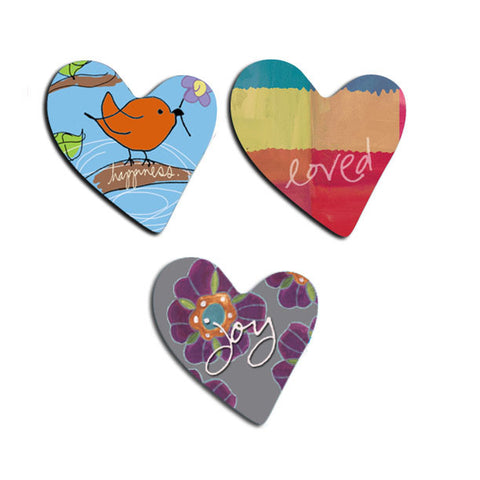 Heart Magnet Sets