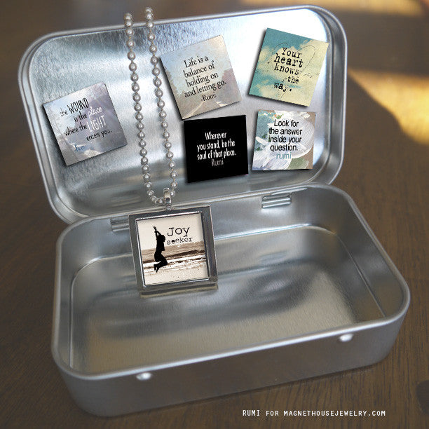 GIFT SET Best of Rumi - SQUARE
