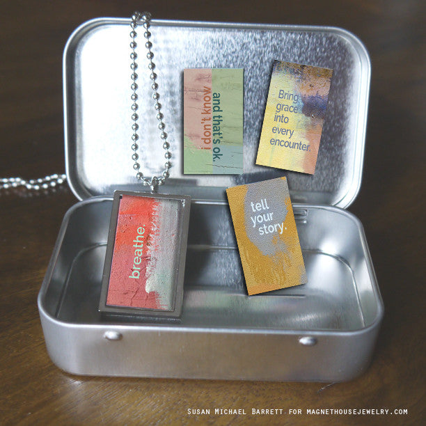 GIFT SET Tell Your Story by Susan Michael Barrett