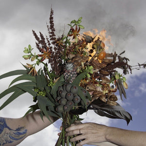 The Fire Bouquet