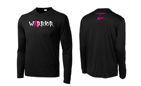 WARRIOR Long Sleeve DriFit Tee