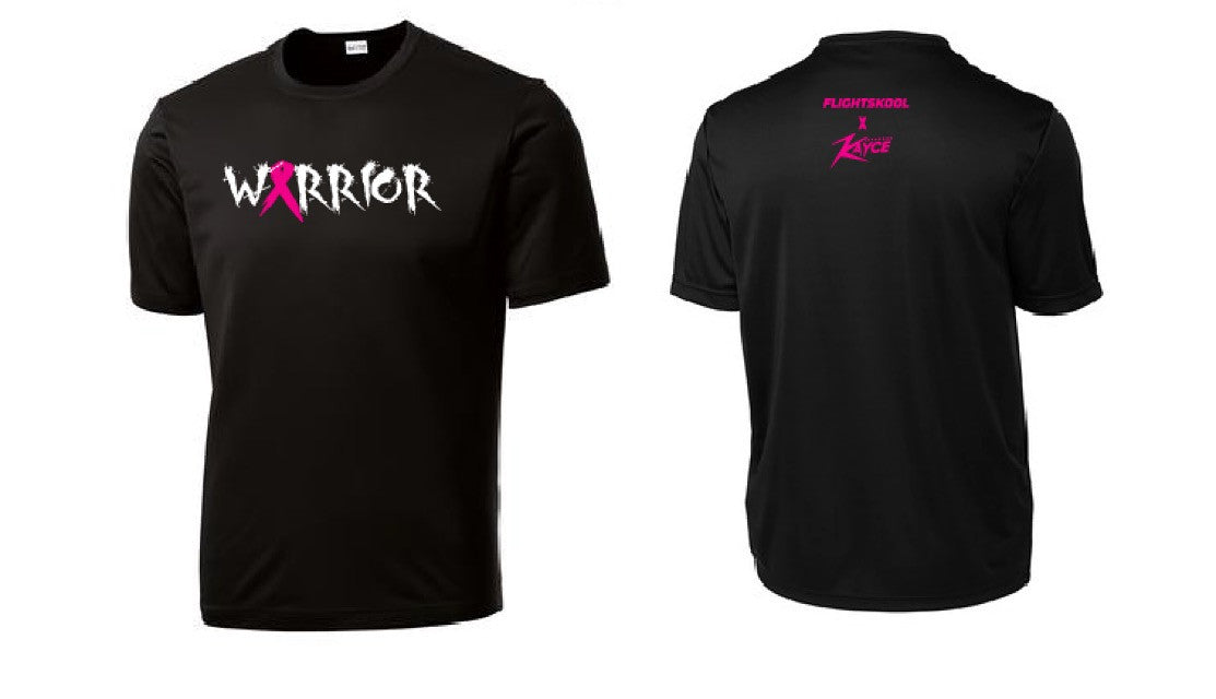 WARRIOR DriFit Tee