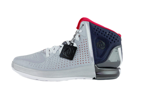 Adidas 'Platinum' D Rose 4