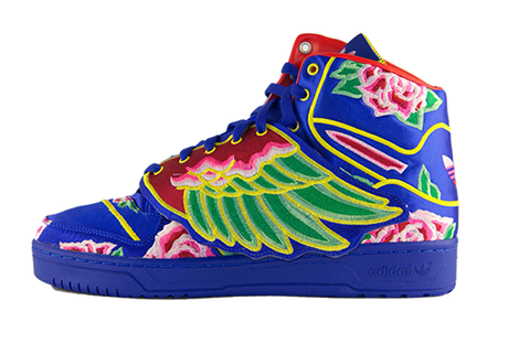 "Adidas Jeremy Scott Wing ""Chinese New Year"""