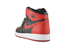 "Air Jordan 1 GS ""Bred"""