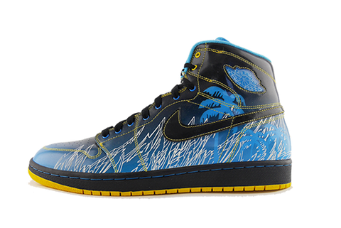 "Air Jordan 1 ""Doernbecher"""