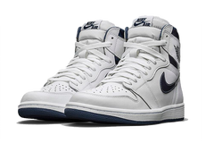 "Air Jordan 1 HI OG ""Midnight Navy"""