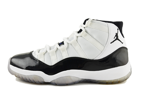"Air Jordan 11 ""Concord"" (Signed by Tinker Hatfield)"