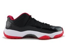 "Air Jordan 11 Low ""Bred"""