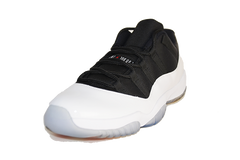 "Air Jordan 11 Low ""White/Black"""