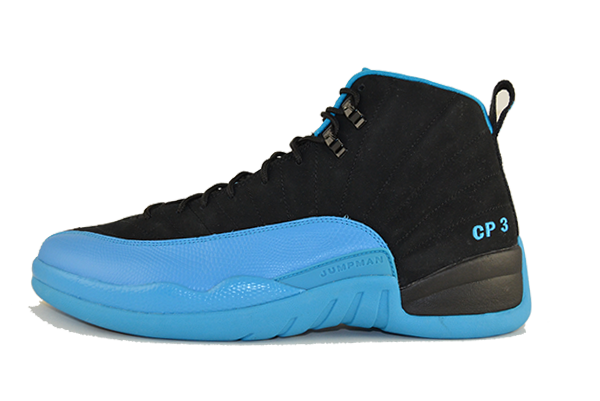 "Air Jordan 12 ""Chris Paul Away PE"" SAMPLE"